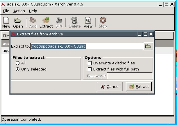 Puppy Linux Discussion Forum :: View topic - Xarchiver-0 4 6